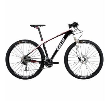37576bfe3 Bicicleta Caloi Elite 30 - Aro 29 - Freio a Disco - Câmbio Shimano Deore -  30 Marchas - Tamanho 19